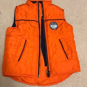 carters puffy vest